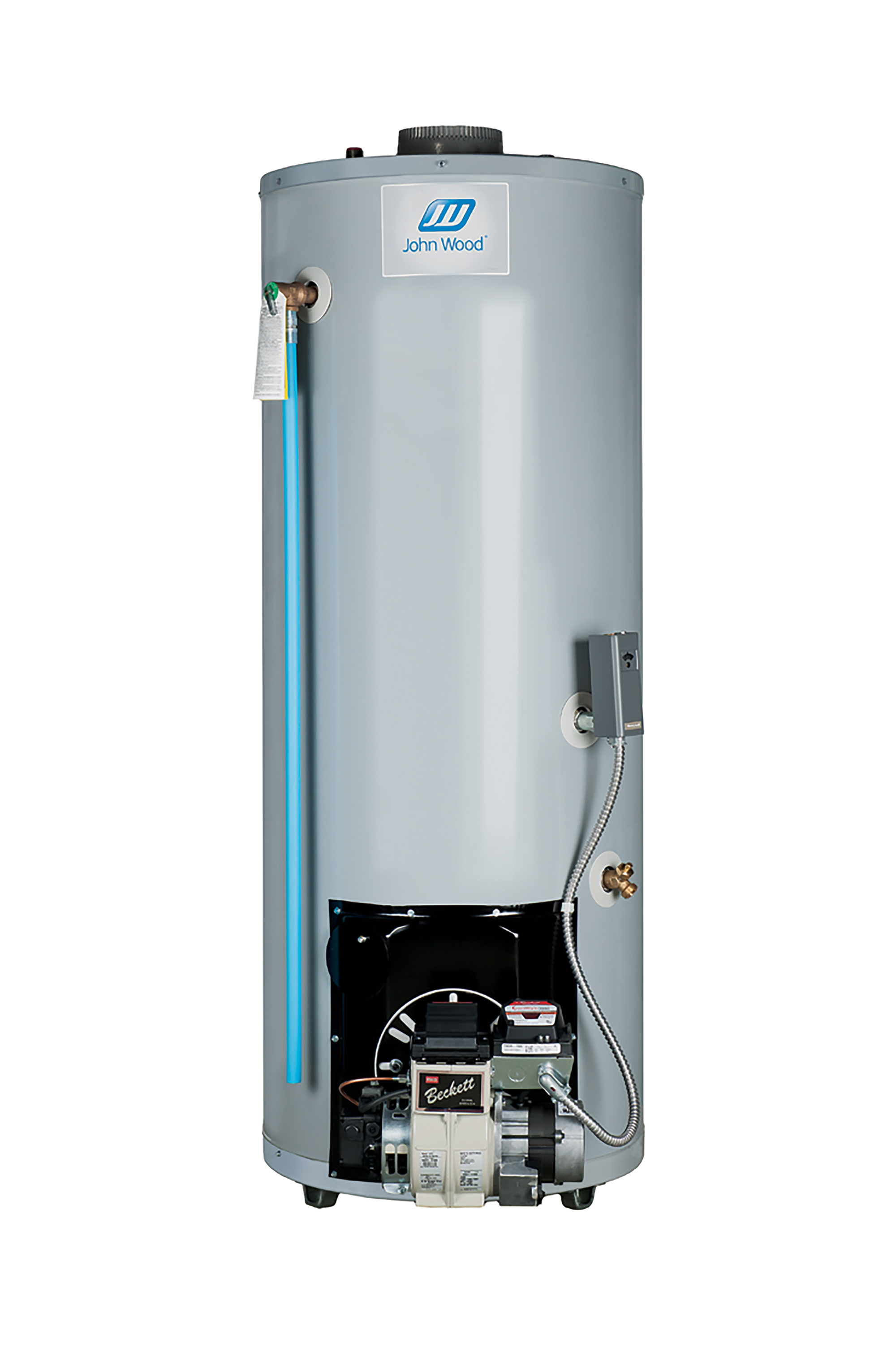 Oil Fired Water Heater John Wood