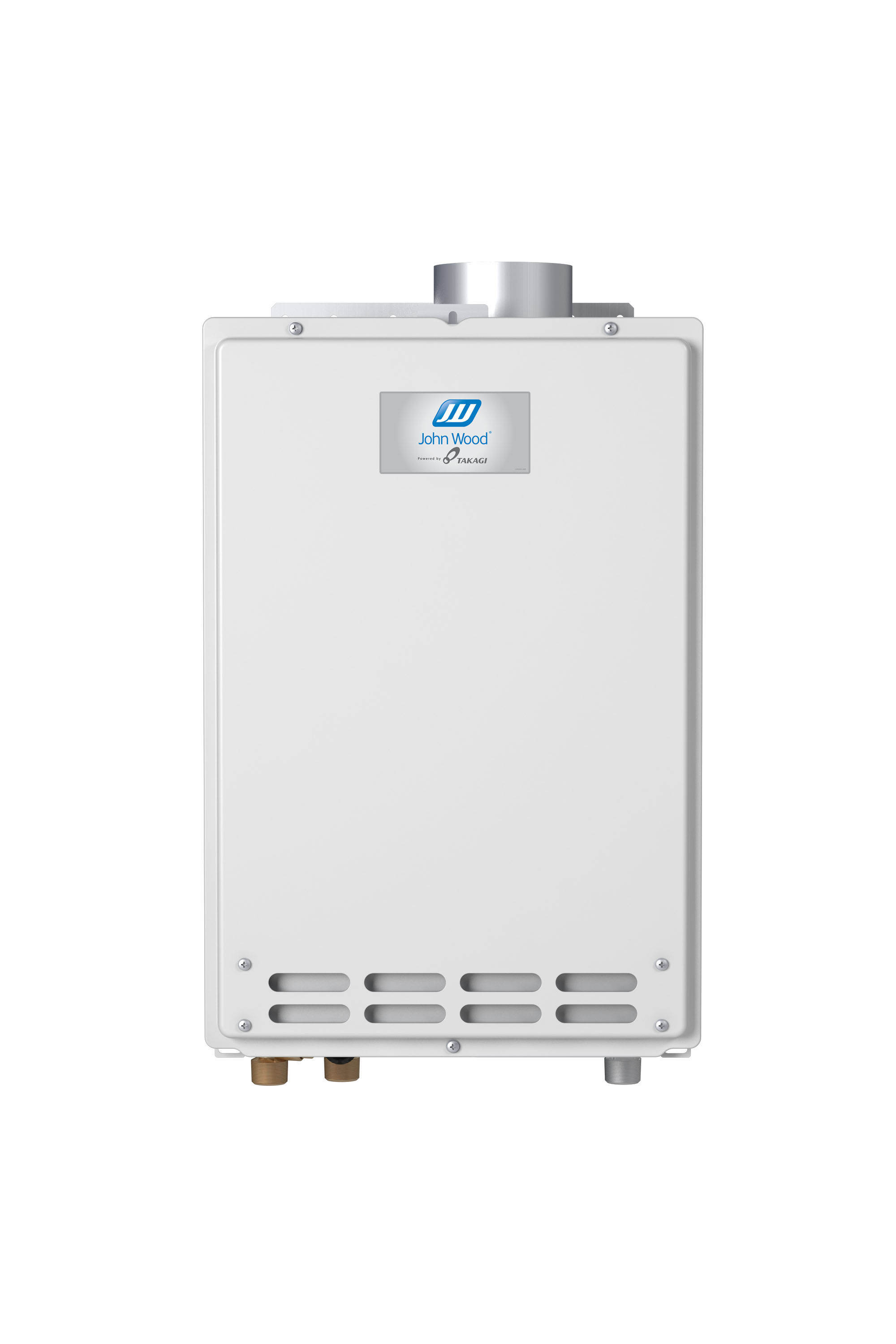 Non Condensing Tankless Water Heater John Wood