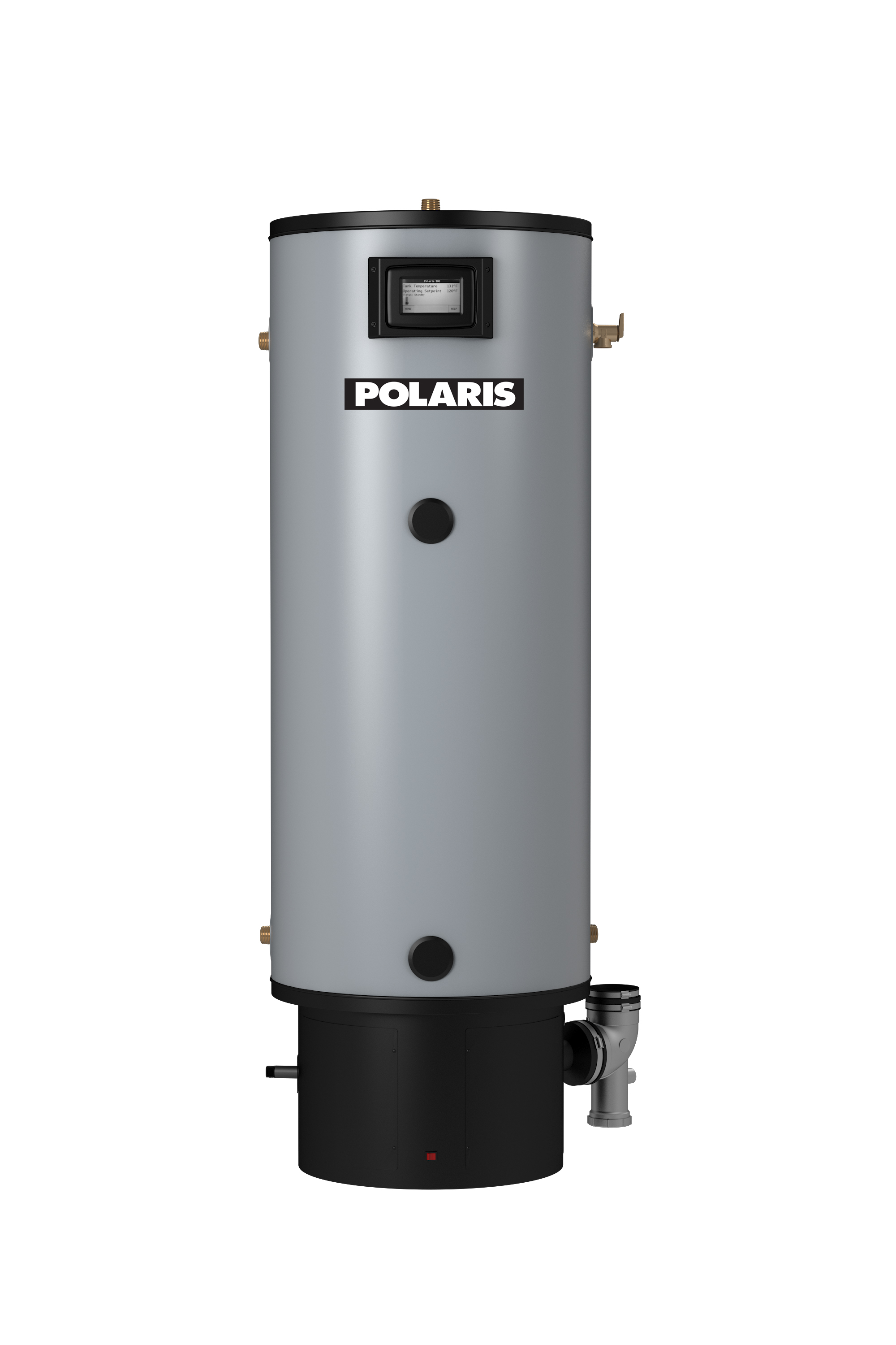 Polaris High Efficiency Water Heater John Wood